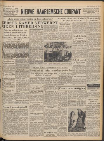 Nieuwe Haarlemsche Courant 1952-05-08