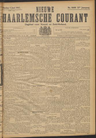 Nieuwe Haarlemsche Courant 1907-06-04
