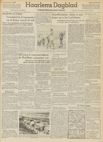 Haarlem's Dagblad 1950-07-25