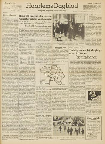 Haarlem's Dagblad 1950-03-13