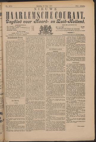 Nieuwe Haarlemsche Courant 1901-06-15
