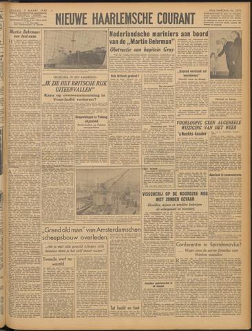 Nieuwe Haarlemsche Courant 1947-03-07