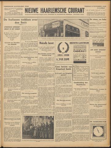Nieuwe Haarlemsche Courant 1935-11-08