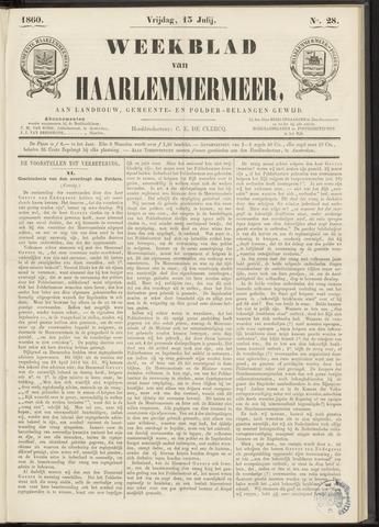 Weekblad van Haarlemmermeer 1860-07-13