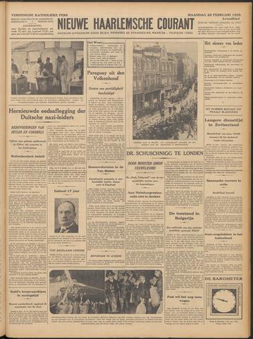 Nieuwe Haarlemsche Courant 1935-02-25