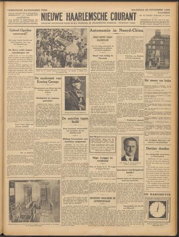 Nieuwe Haarlemsche Courant 1935-11-25