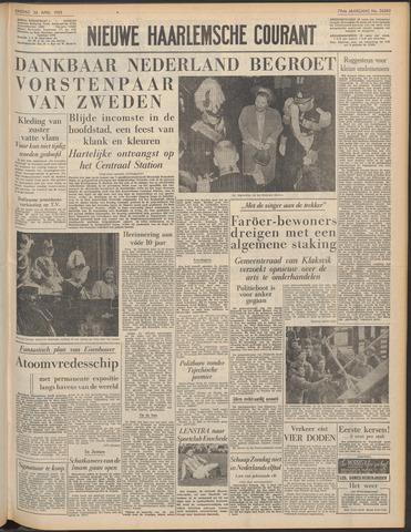 Nieuwe Haarlemsche Courant 1955-04-26