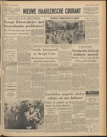 Nieuwe Haarlemsche Courant 1961-09-07