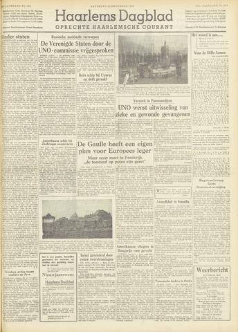 Haarlem's Dagblad 1951-12-22