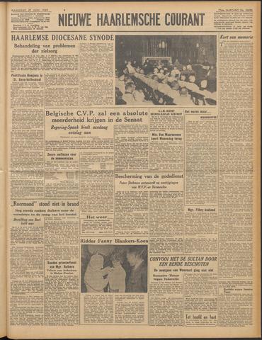 Nieuwe Haarlemsche Courant 1949-06-27