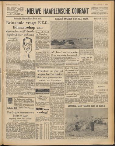 Nieuwe Haarlemsche Courant 1961-08-01