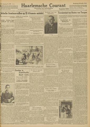 Haarlemsche Courant 1942-10-29