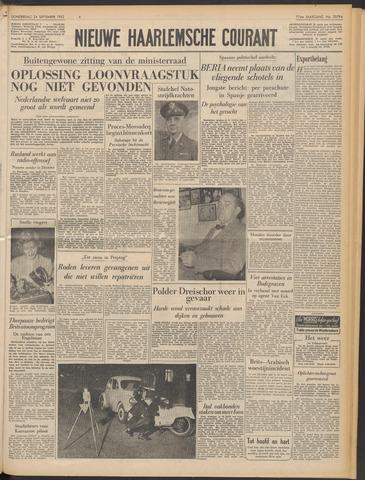 Nieuwe Haarlemsche Courant 1953-09-24