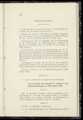 Raadsnotulen Heemstede 1942-09-02