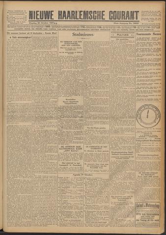 Nieuwe Haarlemsche Courant 1927-10-25