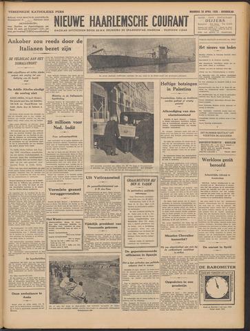 Nieuwe Haarlemsche Courant 1936-04-20