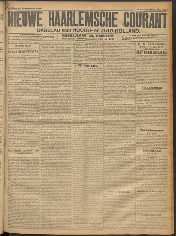 Nieuwe Haarlemsche Courant 1916-09-15