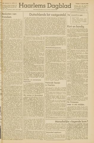 Haarlem's Dagblad 1945-08-03