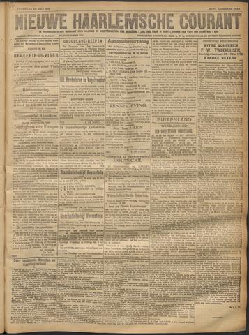 Nieuwe Haarlemsche Courant 1918-07-20