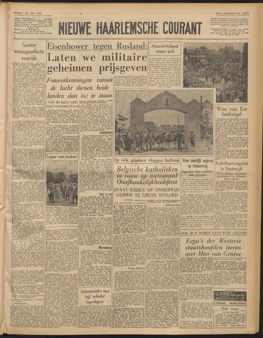 Nieuwe Haarlemsche Courant 1955-07-22