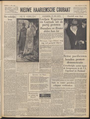 Nieuwe Haarlemsche Courant 1958-04-05