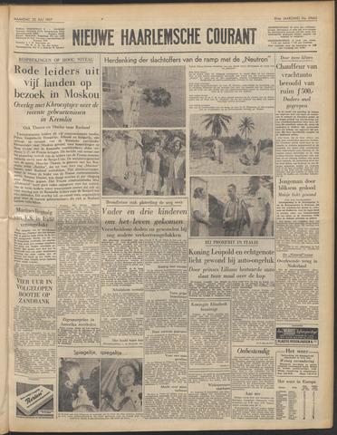 Nieuwe Haarlemsche Courant 1957-07-22