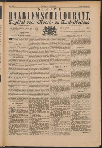 Nieuwe Haarlemsche Courant 1899-06-23