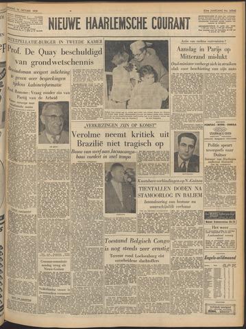 Nieuwe Haarlemsche Courant 1959-10-16