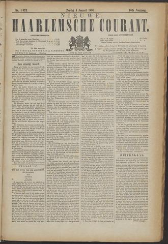 Nieuwe Haarlemsche Courant 1891-01-04