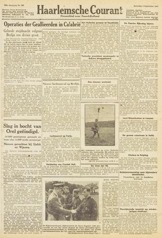 Haarlemsche Courant 1943-09-04
