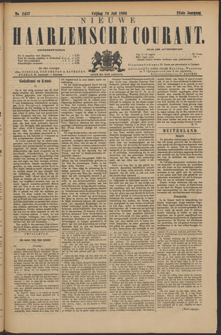 Nieuwe Haarlemsche Courant 1896-07-10
