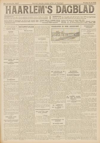 Haarlem's Dagblad 1926-07-13