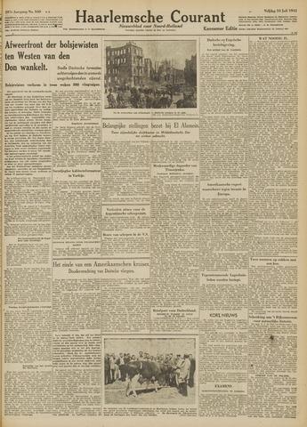 Haarlemsche Courant 1942-07-10