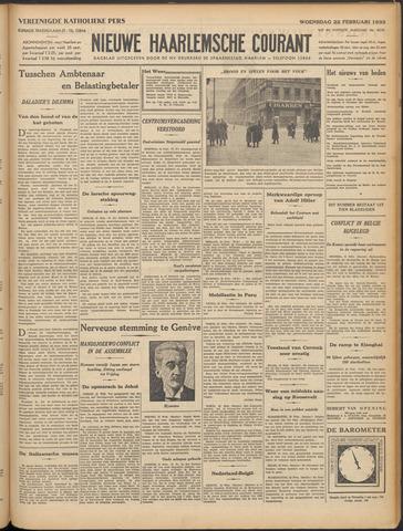 Nieuwe Haarlemsche Courant 1933-02-22