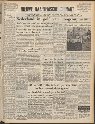 Nieuwe Haarlemsche Courant 1954-09-21