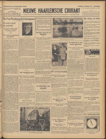 Nieuwe Haarlemsche Courant 1937-02-13