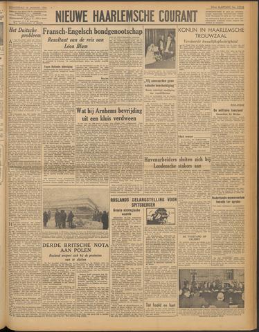 Nieuwe Haarlemsche Courant 1947-01-16