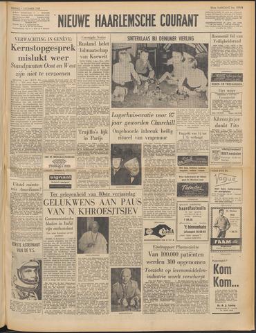 Nieuwe Haarlemsche Courant 1961-12-01
