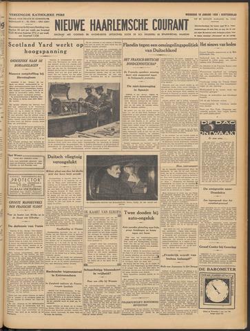 Nieuwe Haarlemsche Courant 1939-01-18