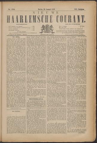 Nieuwe Haarlemsche Courant 1889-01-20