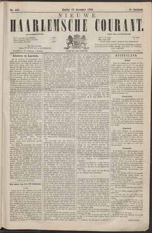Nieuwe Haarlemsche Courant 1880-12-19
