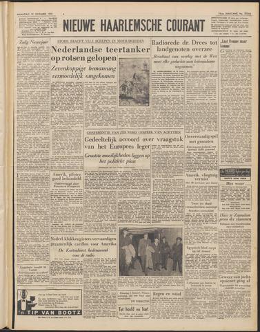 Nieuwe Haarlemsche Courant 1951-12-31
