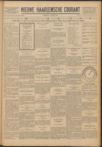 Nieuwe Haarlemsche Courant 1931-06-26