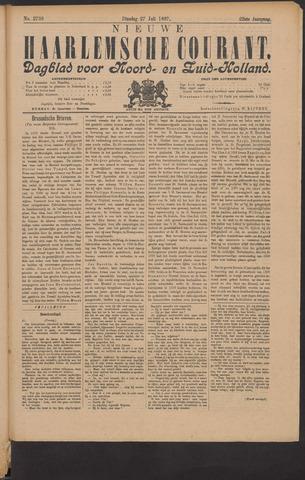 Nieuwe Haarlemsche Courant 1897-07-27