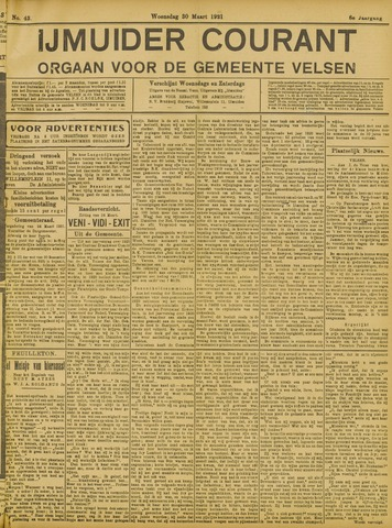 IJmuider Courant 1921-03-30
