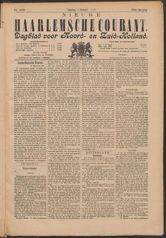 Nieuwe Haarlemsche Courant 1898-10-04