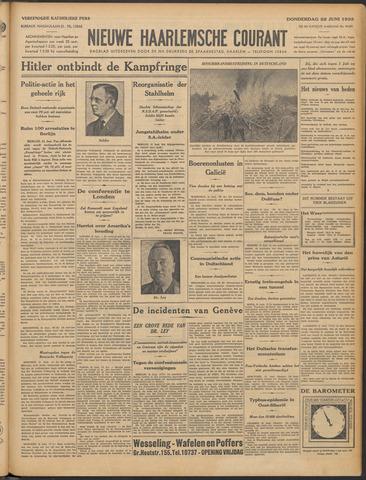 Nieuwe Haarlemsche Courant 1933-06-22