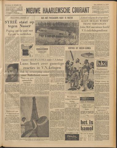 Nieuwe Haarlemsche Courant 1961-09-28