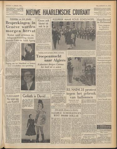 Nieuwe Haarlemsche Courant 1956-02-06