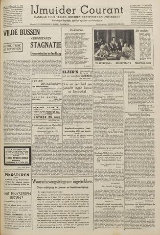 IJmuider Courant 1939-05-27